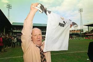 'rip, bald eagle' - derby county fans pay tribute to former manager jim smith