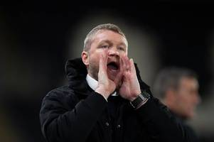 'no one will give us any hope' but hull city boss grant mccann eyes leeds united upset