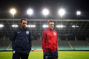 england boss gareth southgate's clear message over talk of jamie vardy's return