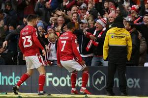 how long have nottingham forest's players got left on their contracts?