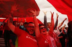 middlesbrough fans in confident mood ahead of nottingham forest showdown