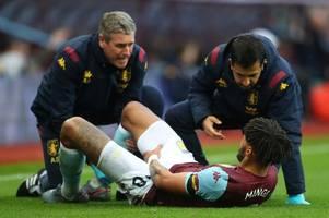the key aston villa games tyrone mings will miss through injury