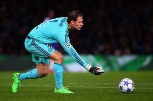 goalkeeper linked with birmingham city transfer breaks his silence