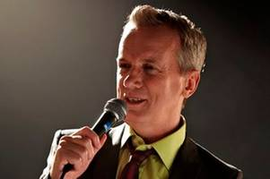 frank skinner appears in the royal variety performance - and everyone is saying the same thing