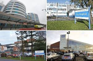 fury as huge birmingham hospitals rake in nearly £6 million from parking charges