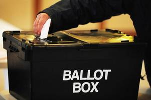why we use pencils to vote at polling stations in general election
