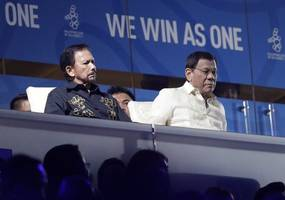 duterte to end martial law in philippine south after 2 years