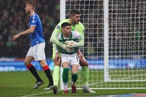ryan christie reveals celtic premonition and his rangers clock-watching agony