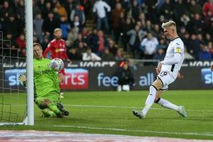 swansea city's links with liverpool starlet come into focus amid concerning bournemouth transfer comments