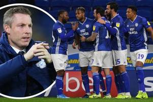 the cardiff city keep or sell dilemma neil harris faces as bluebirds reshape bumper squad left by neil warnock