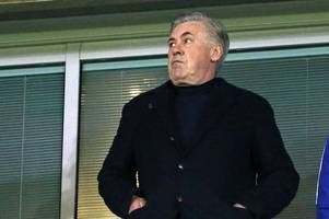 Breaking: ex-Chelsea boss Carlo Ancelotti sacked by Napoli amid Arsenal links
