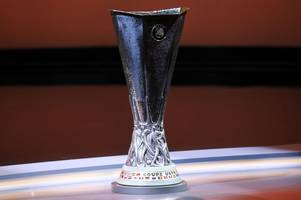 who arsenal and man united could face in europa league round of 32 as chelsea and liverpool win