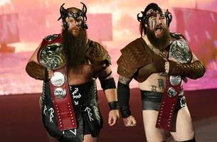 raw tag team champions the viking raiders to issue open challenge at wwe tlc this sunday