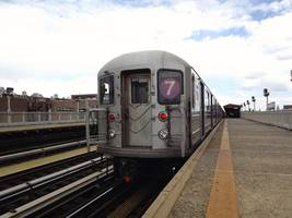 recent 7 train slowdowns were caused by...slush