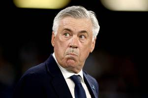 Carlo Ancelotti not on Arsenal's wanted list as club hunt for new manager