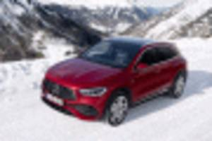 2021 mercedes-benz gla introduces handsome redesign