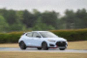 motor authority best car to buy 2020 nominee: hyundai veloster n