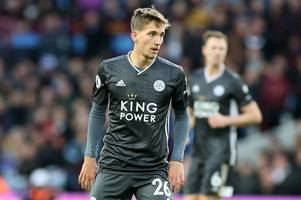 dennis praet reacts to transfer rumours over leicester city exit