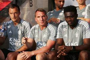 meet all 23 members of leicester city's first-team staff as brendan rodgers key men get new deals