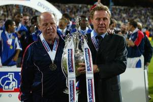 'he'd know too much' - harry redknapp's brilliant tribute to birmingham city legend jim smith