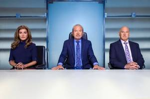 who are the five candidates going into the apprentice interviews?