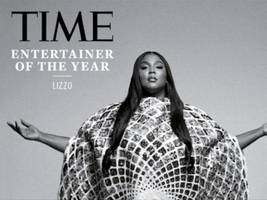 "TIME Names Lizzo Entertainer Of The Year + Haters Are Big Mad: ""Who?"""