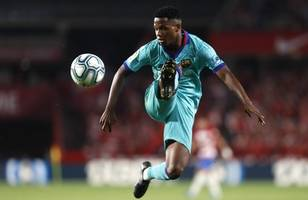 ansu fati makes history as barcelona knock inter milan out of uefa champions league
