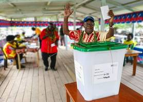 bougainville people vote to create world's newest nation