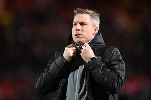 What made angry Cardiff City's Neil Harris raise his voice in 'unacceptable' Brentford defeat as Leeds United demand made