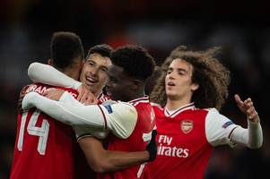 arsenal's best wonderkids from the heir to mesut ozil to the next virgil van dijk