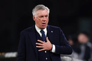 Next Arsenal manager latest: Carlo Ancelotti packs bags for London and prepares to join Arsenal