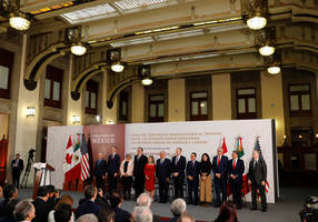 u.s., canada and mexico agree new trade agreement to replace nafta