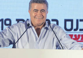 labor leader peretz to blue and white: stop giving false hope