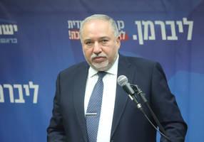 liberman attacks netanyahu: i have values, you have interests