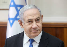 likud denies netanyahu mulling preventing election by giving up immunity