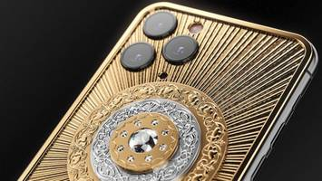 carry the nativity in your pocket with this diamond-encrusted iphone