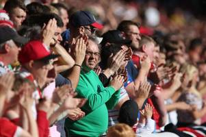 How Nottingham Forest's home attendances compare to Leeds United and Championship rivals