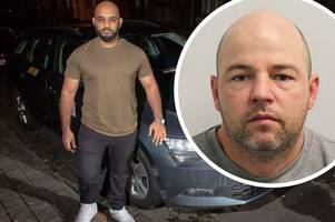 'i looked in the rear view mirror and realised he was in my taxi' - hero stoke-on-trent cabbie who led serial rapist joseph mccann to police feared he'd be taken hostage