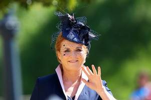 sarah ferguson breaks silence over prince andrew allegations after bbc newsnight and panorama 'disaster'