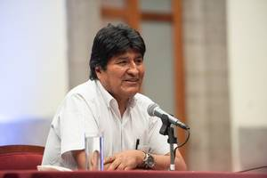 bolivia's ex-president morales arrives in argentina as refugee - argentine foreign minister