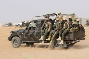 islamic state claims responsibility for military camp attack in niger - statement