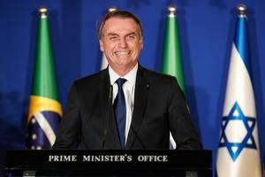possible skin cancer after hospital visit, says brazil president jair bolsonaro