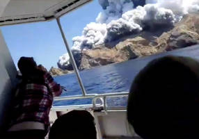 new zealand begins efforts to recover bodies following volcanic explosion