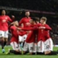 Greenwood gets two as Manchester United put four past AZ Alkmaar