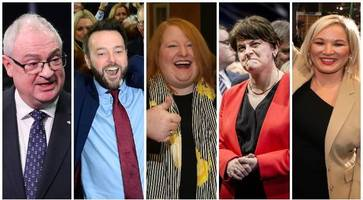 general election results: focus switches to northern ireland assembly as alliance and sdlp celebrate big gains