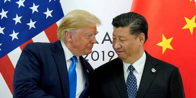 Trump calls report on China trade deal 'completely wrong'