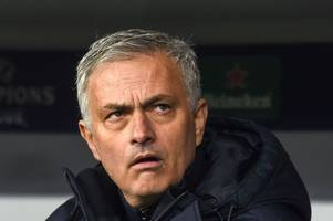 jose mourinho told the five tottenham players that need to prove themselves to new boss