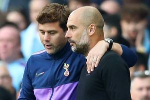 pep guardiola's secret man city release clause exposed as mauricio pochettino eyed as replacement