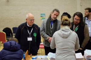 anxious wait for cornwall's full general election results as st ives count is postponed