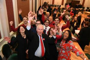 general election results 2019: cambridge stays red on labour's disastrous night
